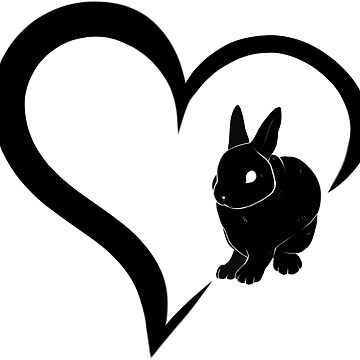 Bunny love by CaylinsDesigns
