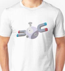 Magnemite Pokemon Simple No Borders T-Shirt