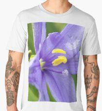 Cool purple banana flower Men's Premium T-Shirt