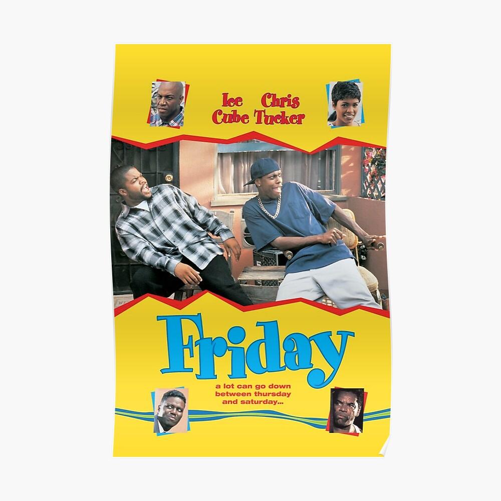 Freitag Poster
