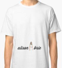 Alison Brie Classic T-Shirt