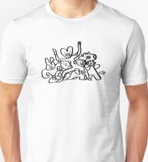 a group of boys Unisex T-Shirt