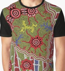 Aboriginal Arts - Connections Graphic T-Shirt