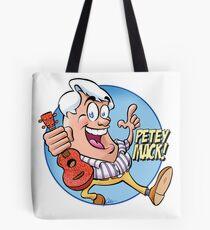 Petey Mack! Tote Bag