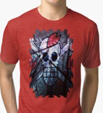 Chopper Flag Tri-blend T-Shirt