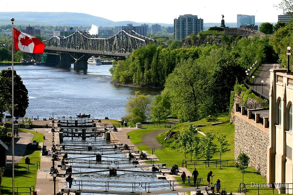 Ottawa, Canada by Daniela Weil