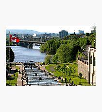 Ottawa, Canada Photographic Print