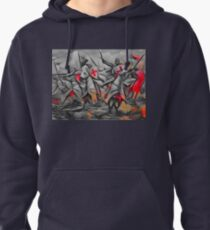 History or not history? Graphic art Pullover Hoodie