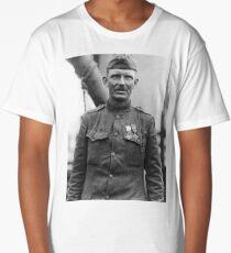 Sergeant York - World War I Portrait Long T-Shirt