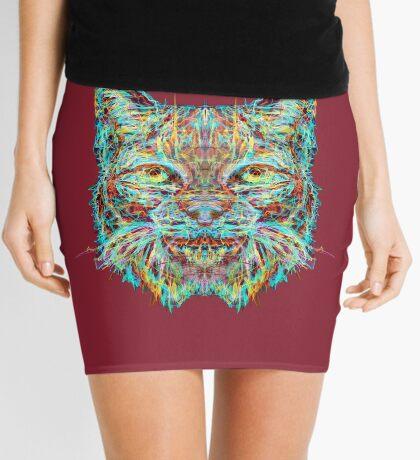 Lynx Mini Skirt
