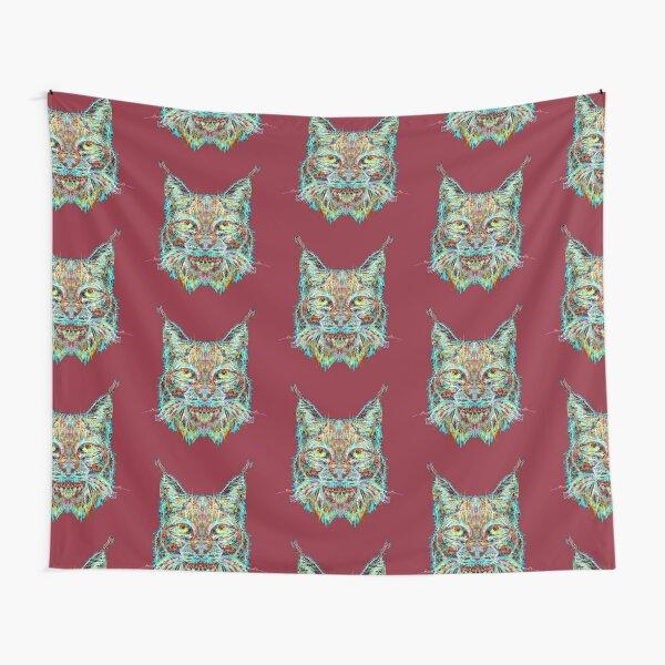 Lynx Tapestry