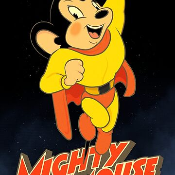 Mighty Mouse - TV Shows by GiGi-Gabutto