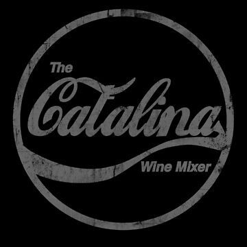 Catalina Wine Grunge Mixer by ArcadiaDesigns9