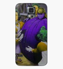 Charlie & The Chocolate Factory Violets Blueberry Case/Skin for Samsung Galaxy