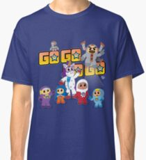 Die Jetters Classic T-Shirt