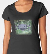 Viking skull 173 Women's Premium T-Shirt