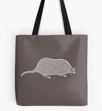 Pygmy Shrew - light version Tote Bag
