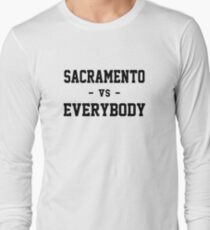 Sacramento vs Everybody Long Sleeve T-Shirt