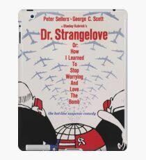 Vinilo o funda para iPad Dr. Strangelove o: Cómo aprendí a dejar de preocuparme y amar la bomba