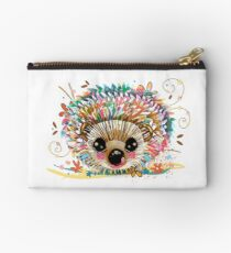 Rainbow Hedgehog Studio Pouch