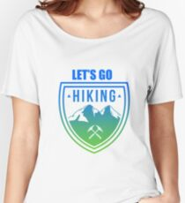 Hiking Women's Relaxed Fit T-Shirt