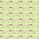 Blossom Pattern by wildpatchouli