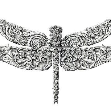 dragonfly by ghjura