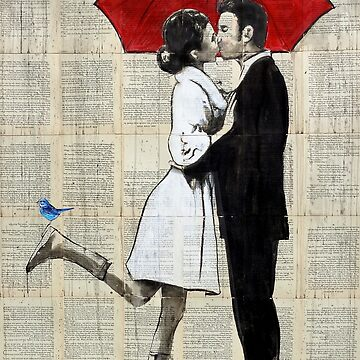 magical rain by LouiJover