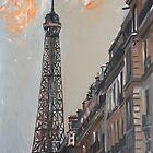 The Grey Skies of Paris by Andrew Reid Wildman