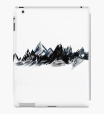 Angband Mountains iPad Case/Skin