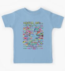 Positive Dictionary - English Kids Clothes