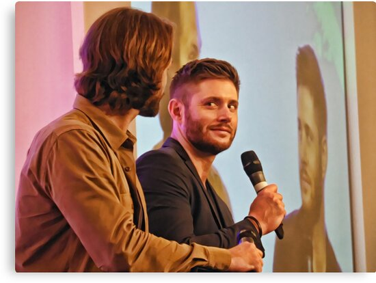 Jared Padalecki and Jensen Ackles - Asylum Con. by Heath-Photos
