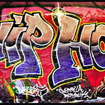 Hip Hop in Graffiti Mode Collection by NorthernSoulz
