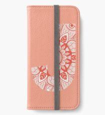 Pink J Mandala iPhone Wallet/Case/Skin