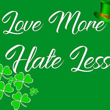 A St. Patrick's Day design by phskulmshirt