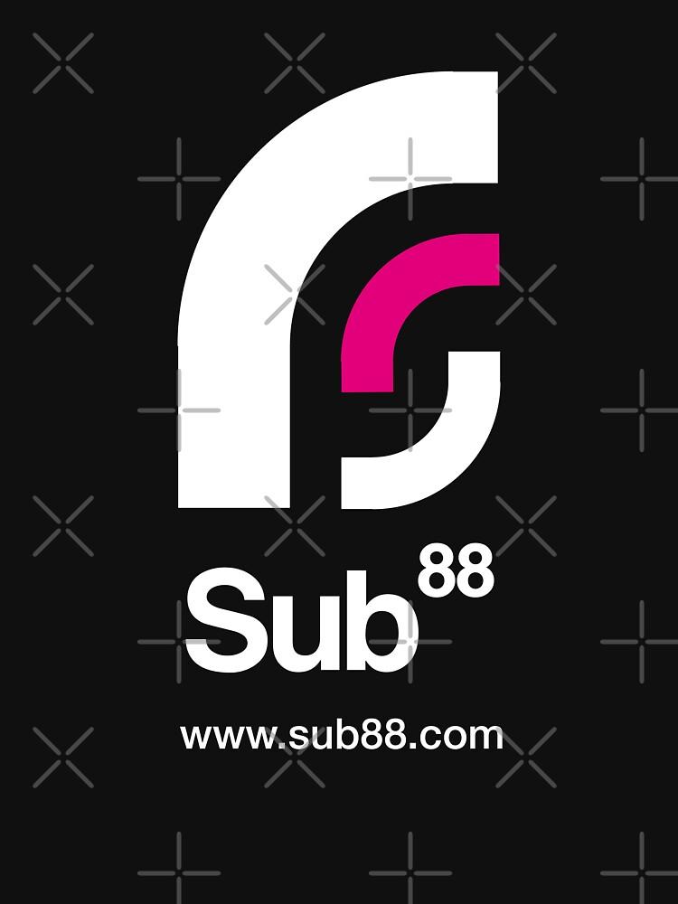 Sub88 Logo /// by sub88