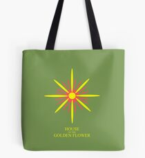 House of the Golden Flower Tote Bag