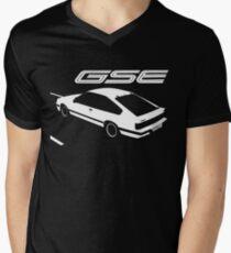 OPEL MONZA GSE Men's V-Neck T-Shirt