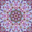 Astrid - Psychedelic Kaleidoscopic Design by Ryan Livingston