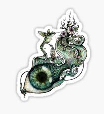 Flowing Creativity Sticker