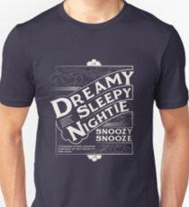 Father Ted - dreamy, sleepy, Nightie, Snoozy, Snooze Unisex T-Shirt