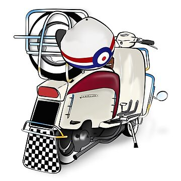Lambretta Ready 2 go - By Collibosher by collibosher