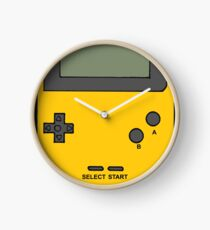GAME BOY Clock