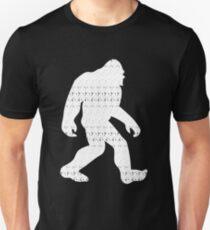 Sasquatch Colorado Bigfoot Colorado Patriotic Unisex T-Shirt