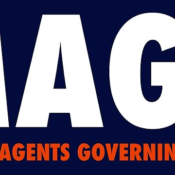 MAGA - Moscow's Agents Governing America by unixorn