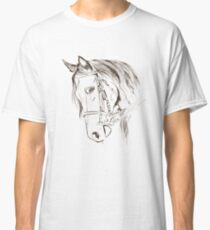 Horseriding Horse Classic T-Shirt