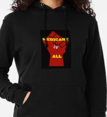 Medicare for all Lightweight Hoodie