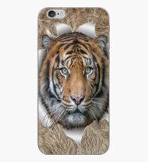 Bengal Tiger in Action iPhone Case