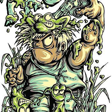 Frog Hunter by wearitout