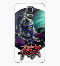 Floaty Rex Case/Skin for Samsung Galaxy